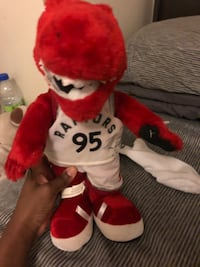 Raptors toy signed by Norman Powell  Toronto