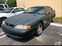 Ford - Mustang - 1998 Pompano Beach, 33060