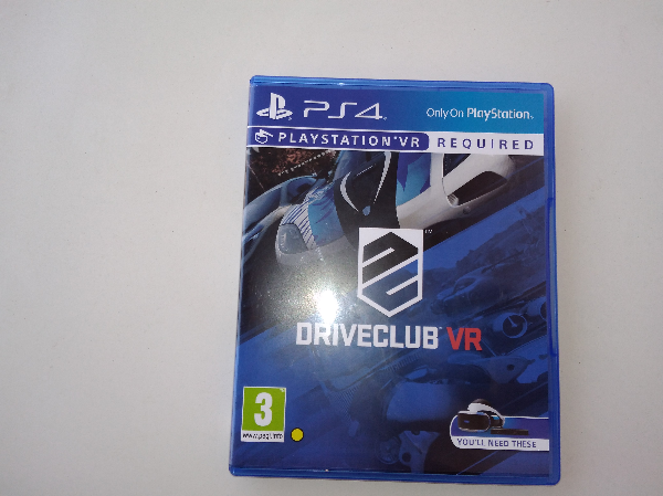 Ps4 DRIVECLUB VR ATHENS