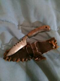 Hand made knife Erie, 16501