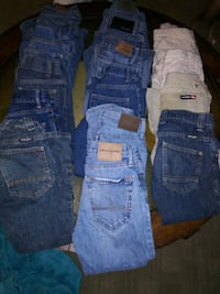 Boys size 8 pants, name brand, no holes g Winder, 30680