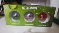 Be delicious buy DKNY 3 bottle perfume set Raleigh, 27604