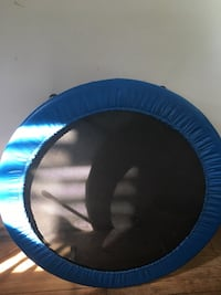 Small Child's Trampoline 8 mi