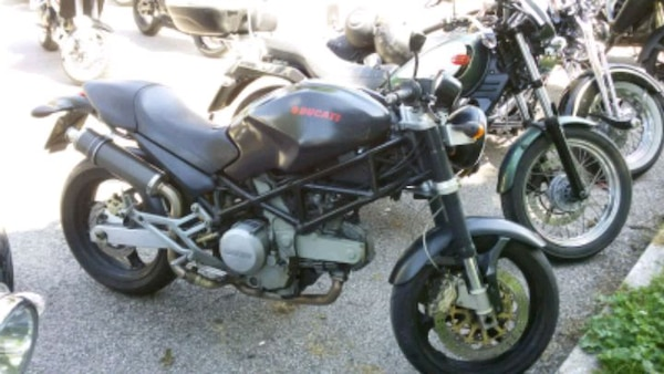 Ducati monster 620 I Dark