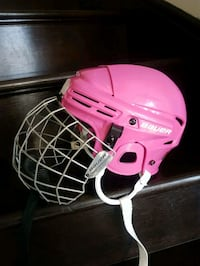 Junior Helmet with facemask Brampton