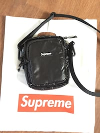 Supreme Shoulder Bag (black) Barrie, L4M 1L8