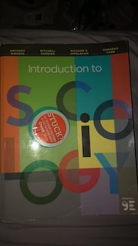 Introduction to Sociology - Seagull  9th Edition Laurel, 20723
