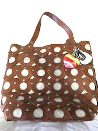 Juicy Couture Leather Tote Clive, 50325