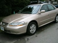 2002 Honda Accord EX V6 Langley Township, V1M 1Y1