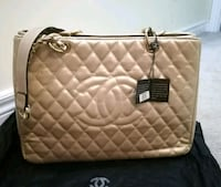 Beautiful design quilted bag Mississauga, L4Z 4K5