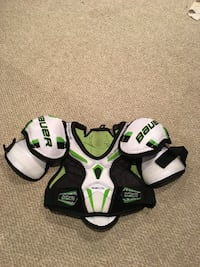 Bauer Supreme Jr. Shoulder Pads Scarborough