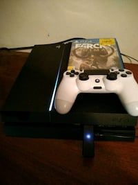 FOR SALE ORIGINAL PS4 500 GB WITH FAR CRY PRIMAL $ Roseneath, K0K 2X0
