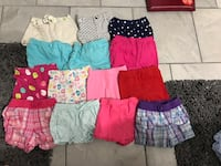 Baby Girl Shorts Lot  Courtice, L1E 1Y2