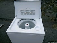 white top load washing machine Prince George's County, 20746