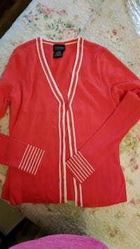 Coral pink Sweater with tank top set Essex, 21221