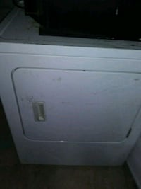 white front-load clothes dryer Cedartown, 30125