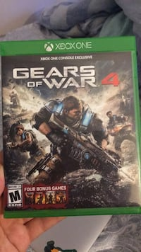 Gears of war 4 xbox one game Centreville, 20121