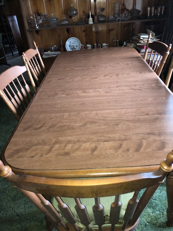 Used Vintage Cochrane Ind Bay Colony Dining Room Set For Sale In High Point