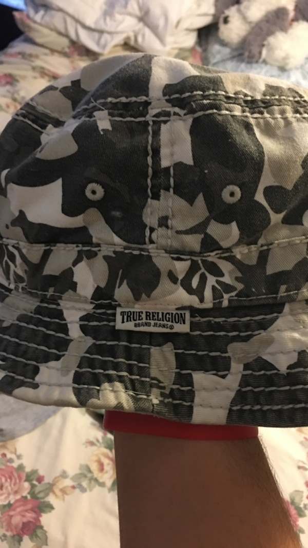 cdd58f9d11b74 Used True religion bucket hat double inside for sale in New York - letgo