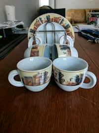 Brand New Espresso Set Barrie, L4N 0R5