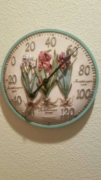 CUTE BAROMETER WORKS GREAT AND LOOKS GREAT  Fresno, 93720