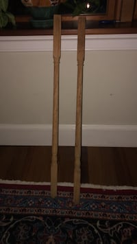 Oak Railing Spindle BRAND NEW In a box Arlington, 22201