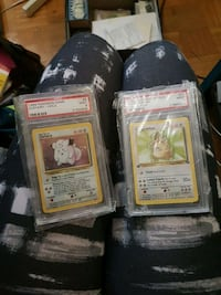 two Pokemon trading card collection Toronto, M1J 3C3