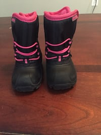 Toddler girl winter boots  Whitchurch-Stouffville, L4A 0K1