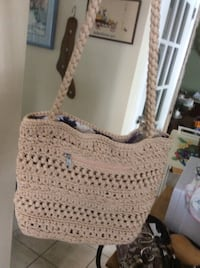 Macrame purse Kitchener, N2M 1L4
