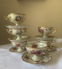 Antique cup and saucer Markham, L6C 1R8