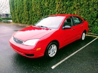 2006 Ford Focus Vancouver