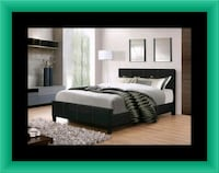 Full platform bed with box spring Capitol Heights, 20743