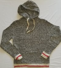 Canada Sweater Blue Notes Men. In Wool Hoodie. Oakville