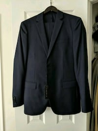 New Theory Suit 38R Laurel