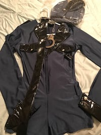 Sexy HALLOWEEN Police Costume! Will drop price! Calgary