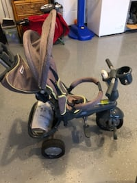 toddler's blue and red trike Ashburn