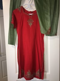 Pakistani short suit Milton, L9T
