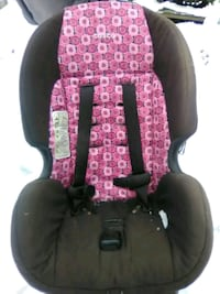 baby's black and pink car seat Keedysville, 21756