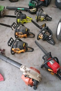 Chainsaws and weed wackers they all need carburetor rebuild