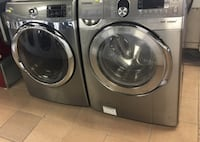 So Many NEW Front Load Washer and Dryer Sets