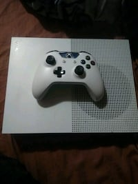 white Xbox One console with controller Suitland-Silver Hill, 20746