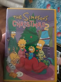 The Simpsons Christmas 2 movie case Houma, 70364