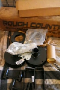 rough country, suspension system