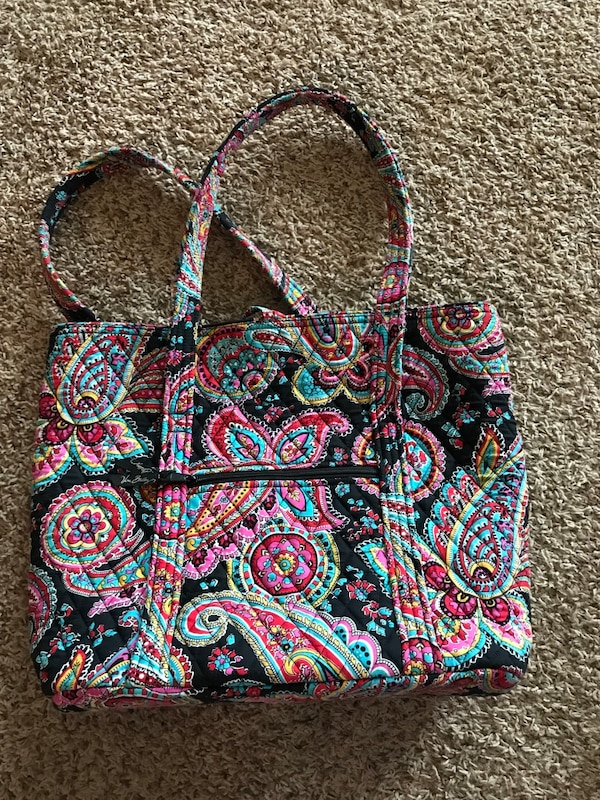 b8275bd4b16a Used Persian paisley Vera Bradley tote for sale in New Kensington - letgo