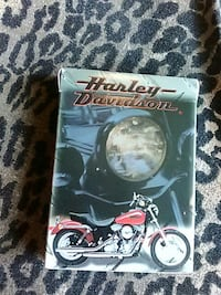 Old deck of Harley-Davidson cards brand new cards Bryan, 77801