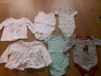Baby clothes !!  Kitchener, N2M 5C8