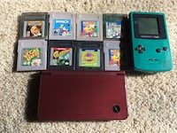 assorted Nintendo DS game cartridges Raleigh, 27601