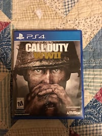 Ps4 call of duty wwii case Hampton, 23665