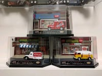 Coca-Cola matchbox collectible - Through the years Kitchener