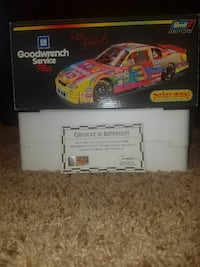 2000 GM Goodwrench service plus 1:18 scale Auburn, 48611